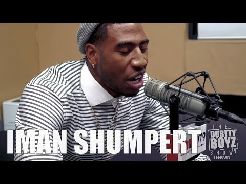 Iman Shumpert Really Got Bars!!!! Freestyle