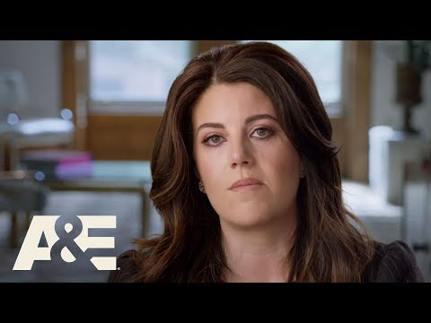 New TV Series: Monica Lewinsky Details Clinton Sex Scandal