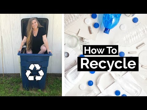 RECYCLING 101 | what is recyclable and non recyclable