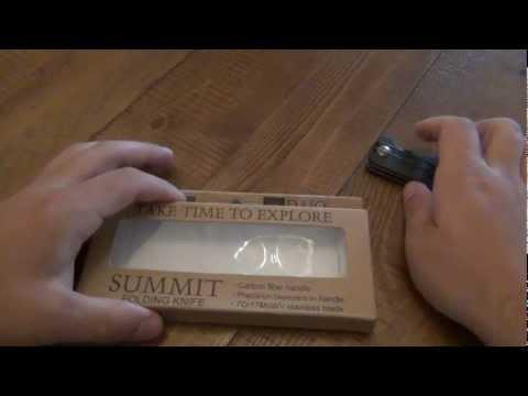 Knife Box Review : Dajo Summit Folding Knife Box