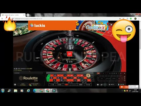 🔴 CASINO en LÍNEA ESPAÑA 🚀 PARTIDA DE RULETA 50€ a 579€ 💪 casino online