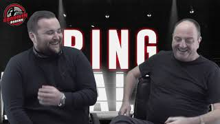 RING TALK - EPISODE 43 - GOODWIN BOXING 22nd November 2018