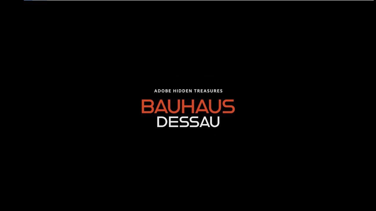 Hidden Treasures Bauhaus - Uncovering the Lost Fonts   Adobe Creative Cloud