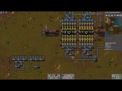 Factorio Workshop - Building A Better Factory :: Train Loaders / Unloaders