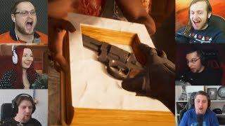 """""""Реакции Летсплейщиков"""" на Револьвер в Книге из Far Cry 5"""