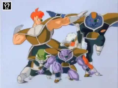 Dbz Kai Ginyu Force Rules