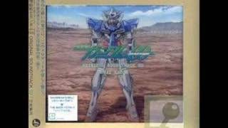 This is track number 10 of the Gundam 00 OST 02. It's my personal favourite (at least until the 3rd OST comes out.) =D.