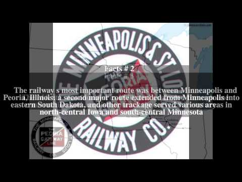 Minneapolis and St. Louis Railway Top # 5 Facts