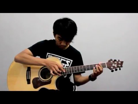 (Isyana Sarasvati) Keep Being You - Ilham Fauzi Fingerstyle