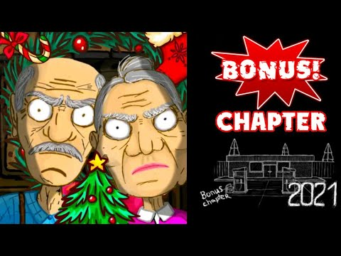 Grandpa And Granny House Escape -New Bonus Chapter 2021 [Android -ios]Gameplay - Walkthrough