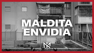 Myke Towers - Maldita Envidia (Lyric Video)