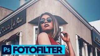 Photoshop Tutorial: Fotolook mit wenigen Klicks erzeugen