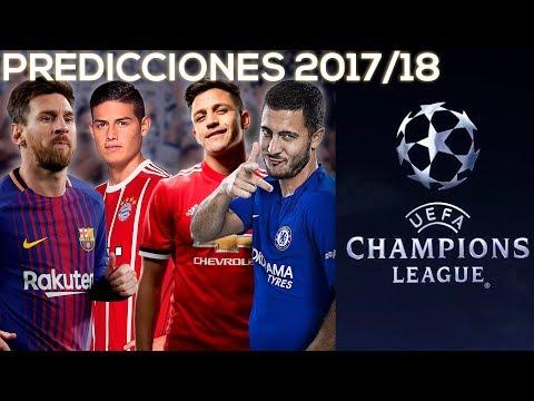 PREDICCIONES UEFA Champions League Octavos de Final 2018 (Previa y Pronóstico) Semana 2