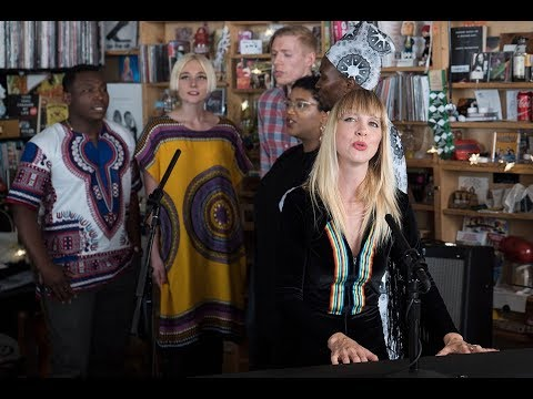 Mynabirds: NPR Music Tiny Desk Concert