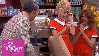 Gambar cover Supermarket Checker from The Carol Burnett Show (full sketch)