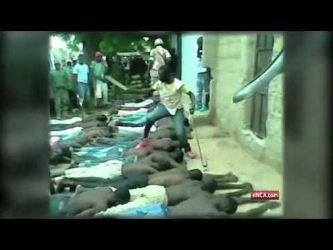 Nigerian military implicated in war crimes