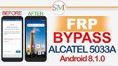 How to Bypass Google Verification on ALCATEL 3 - Unlock FRP / Skip