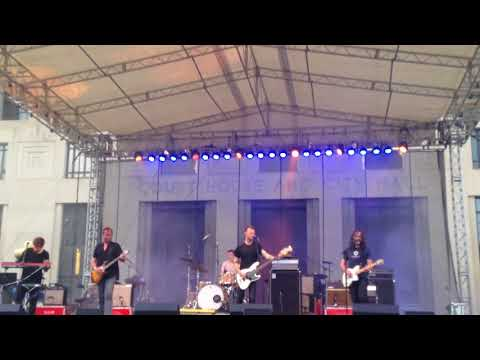 Minus The Bear Live in Nashville, TN Live on the Green Music Festival August 17, 2017