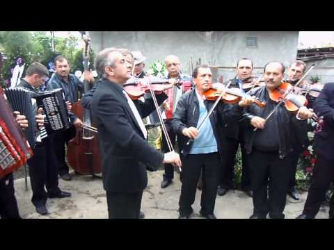Gypsy Musician's Funeral: Iosif Ghemant, Gherla, Romania, May 17, 2011.