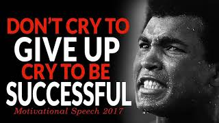Powerful Motivational Speech For Success - DON'T GIVE IN! | One of the best motivational speech ᴴᴰ