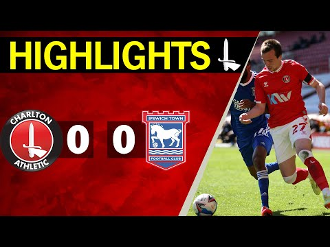 Charlton Ipswich Goals And Highlights