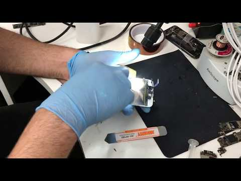 Apple iPhone 6S Water Damage Screen Fix (Backlight Replacement)