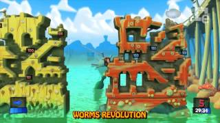 Worms Revolution Collection Trailer