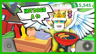 NEW HOT DOGS IN ADOPT ME ( adopt me summer update) *roblox in Spanish*