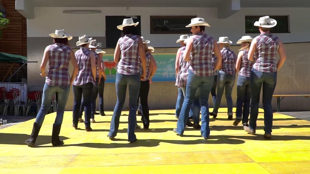 Untamed Line Dance