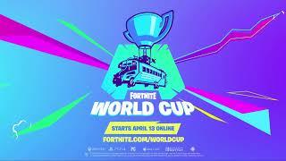Fortnite - World Qualifiers - Week 9 - Solos