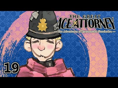 SWEET DREAMS - Let's Play - The Great Ace Attorney (DGS) - 19 - Walkthrough And Playthrough