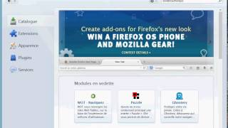 Installer l'extension downloadhelper pour Mozilla Firefox
