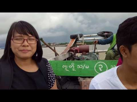 Things to do in Yangon - Places to visit in Yangon - Travel around Yangon River