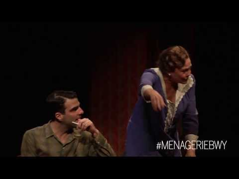 The Glass Menagerie: Cherry Jones