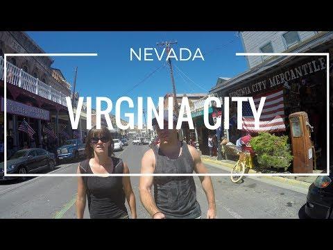 Nevada: Historyczne miasto Virginia City