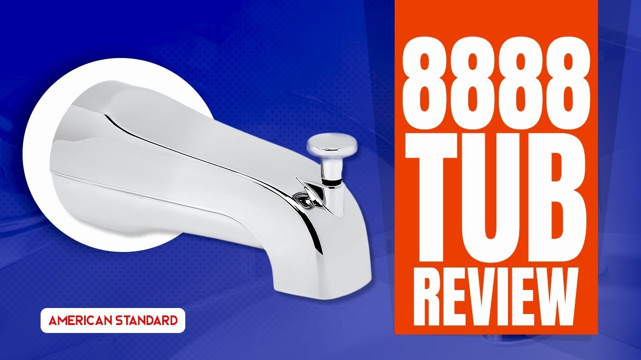 Best Diverter Tub Spout | A Complete American 8888 Standard Tub ...