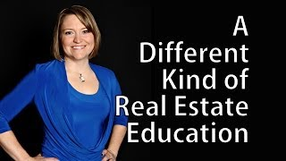 A Different Kind of Real Estate Investing Education