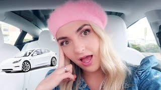 Setting Up My TESLA & Calling My BROTHERS! | Rydel Lynch