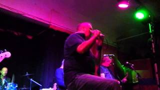 Sham 69 (Tim V) 02 Hey Little Rich Boy Boston Music Rooms 31082013)