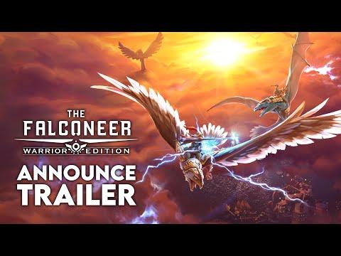 The Falconeer получит крупное дополнение с большим количеством нового контента