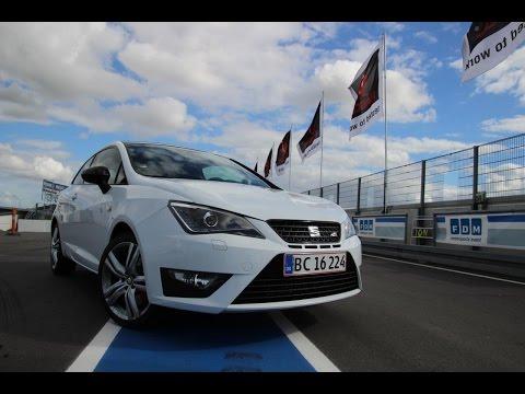 Test: SEAT Ibiza Cupra - Racerbil til fattigrøve