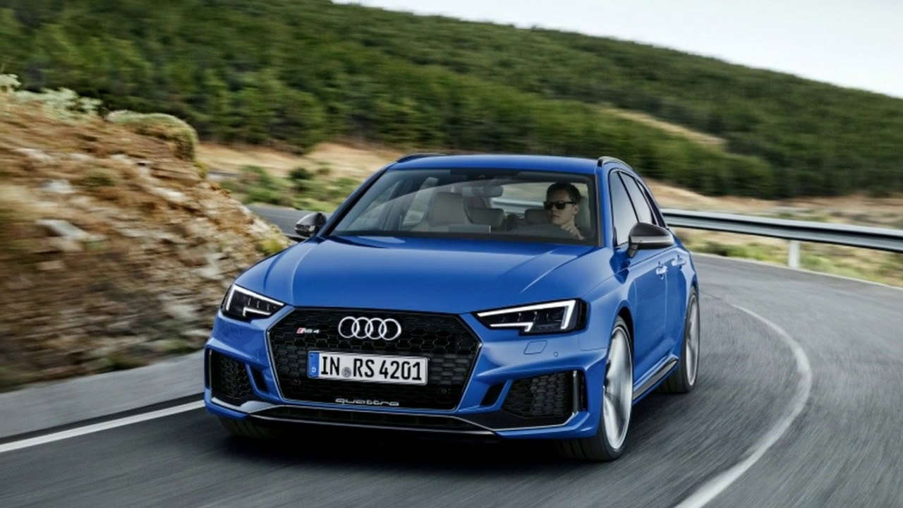 2018 audi audi rs4 sedan best review youtube. Black Bedroom Furniture Sets. Home Design Ideas