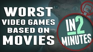 The Worst Movie Tie-In Games - In 2 Minutes