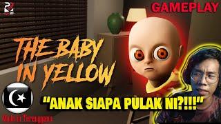 BABY NI KENA RASUK?! 👶 || THE BABY IN YELLOW Gameplay [Pok Ro] (Malaysia) #HORROR screenshot 2