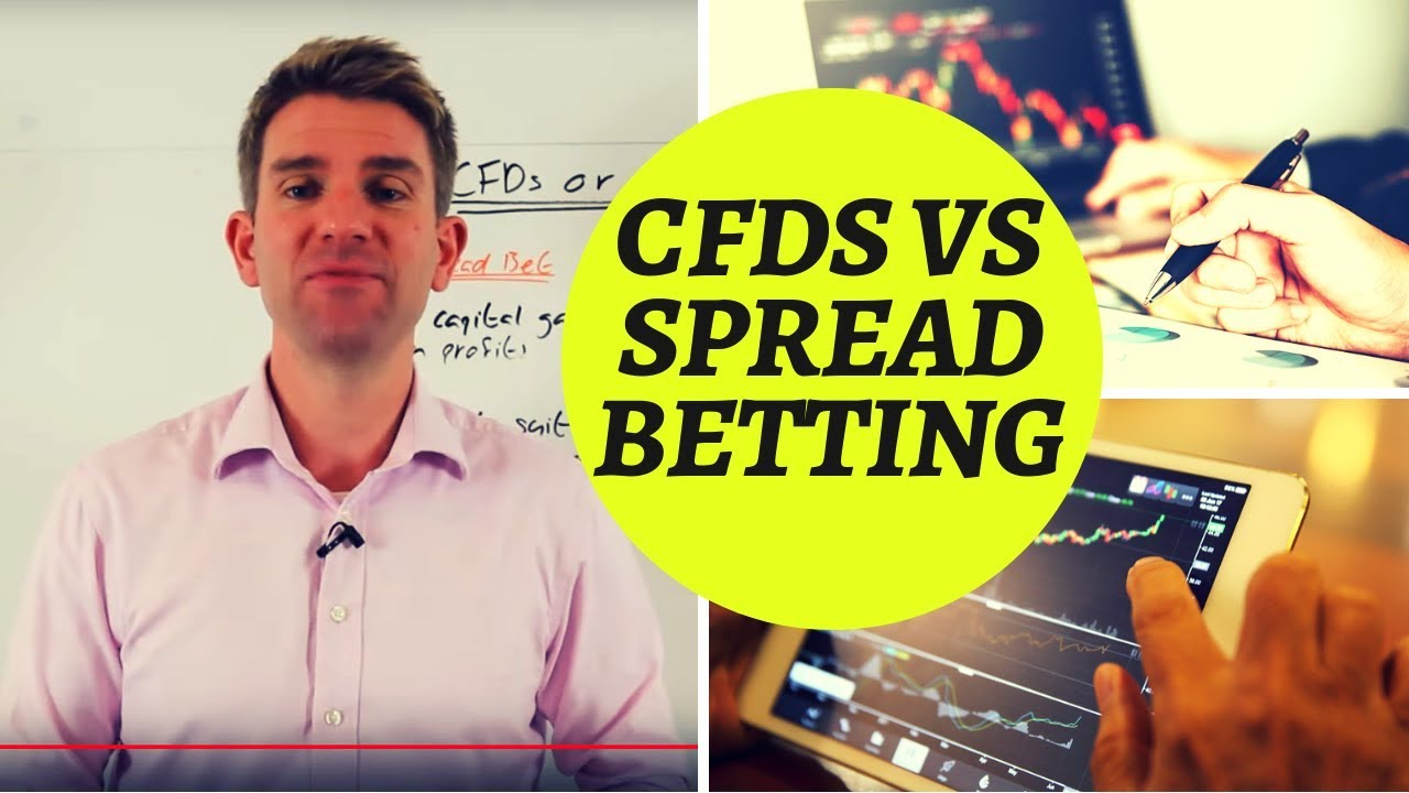 cfd trading or spread betting
