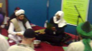 Qasida Muhammadiya read at Noor Ul Islam Mosque, Bury