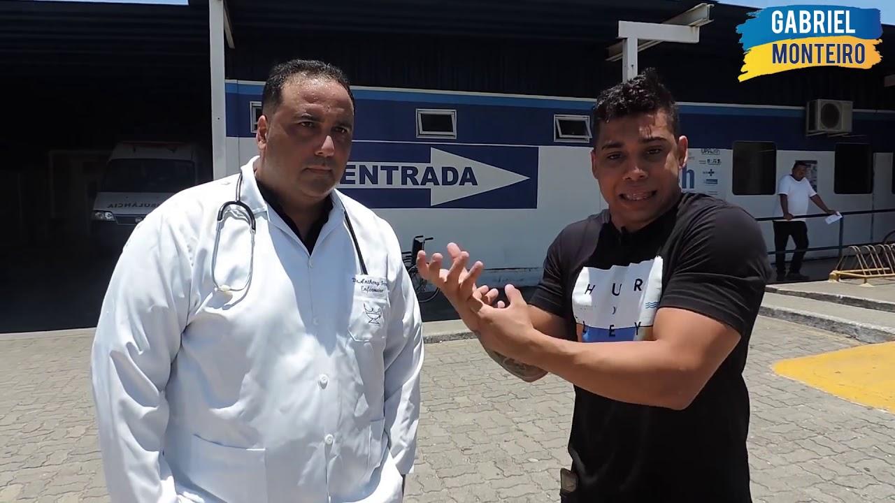 Denúncia E Flagrante Na Saúde Com Pm Gabriel Monteiro Youtube