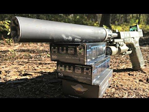 9mm Subsonic Showdown: Freedom Munitions