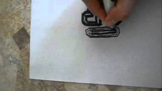 Please Show Me How: How To dRaw an Ohio State Sign