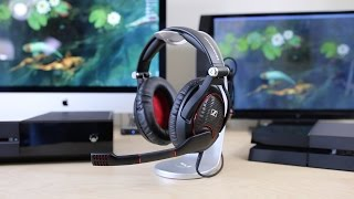 Ultimate PS4/Xbox One Headset? G4me Zero Review